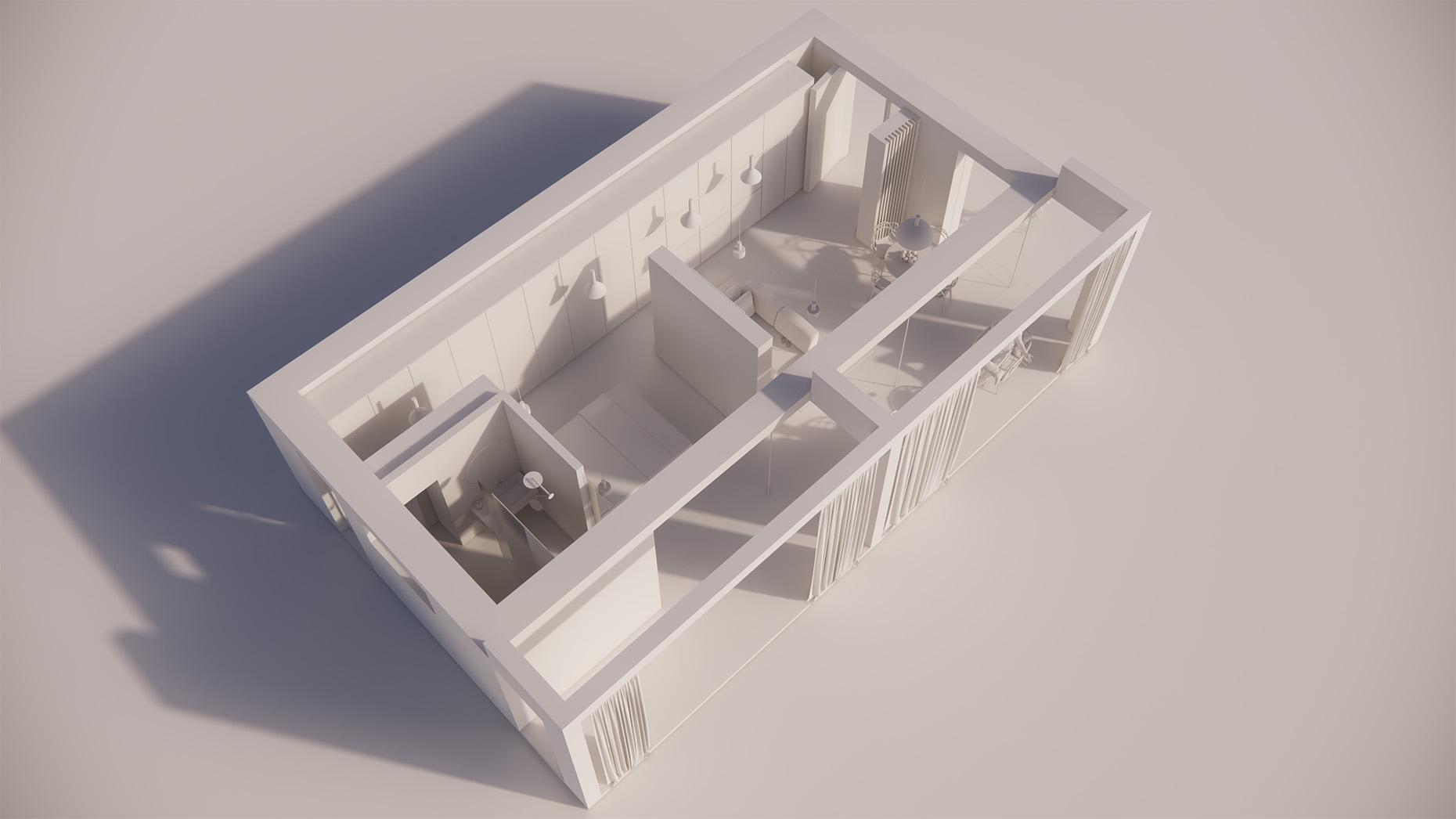 Katalógový dom P11 - Prízemné podlažie