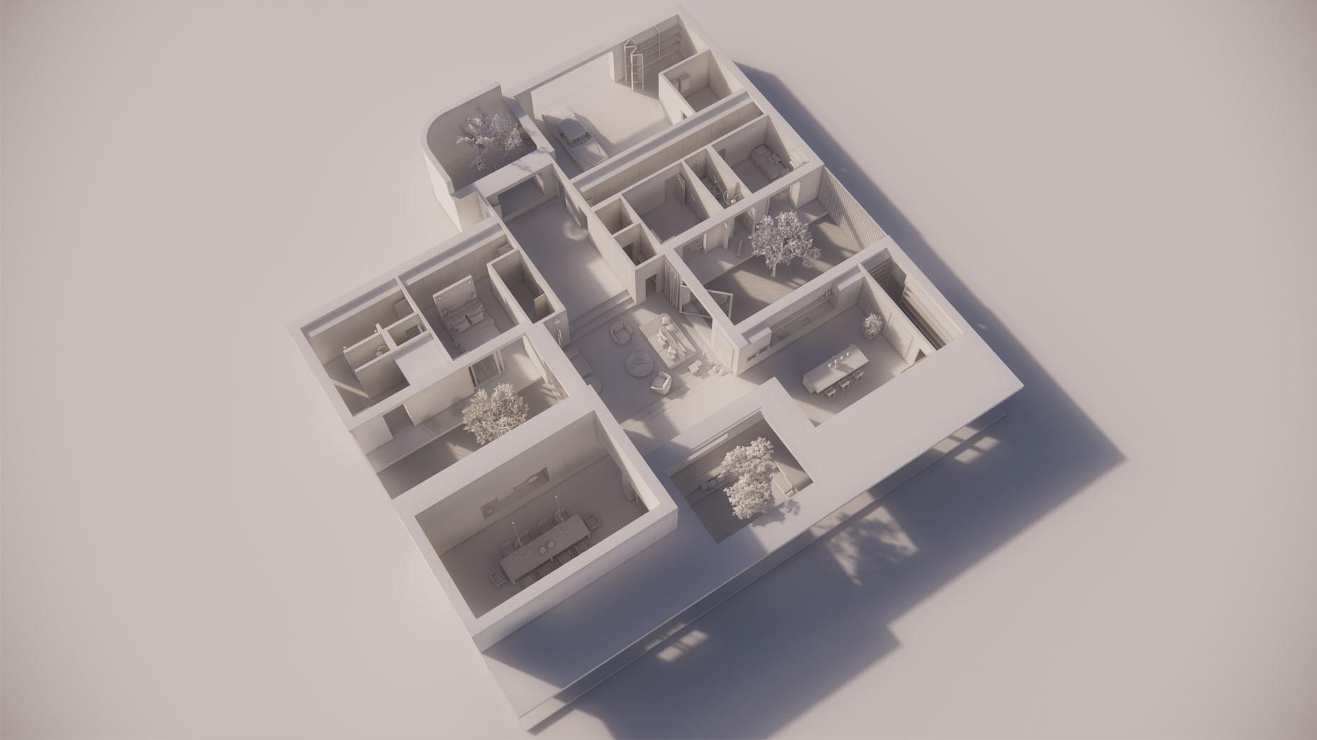 Katalógový dom P110 - Prízemné podlažie
