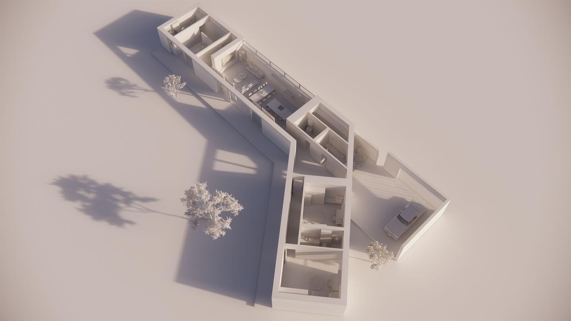 Katalógový dom P112 - Prízemné podlažie