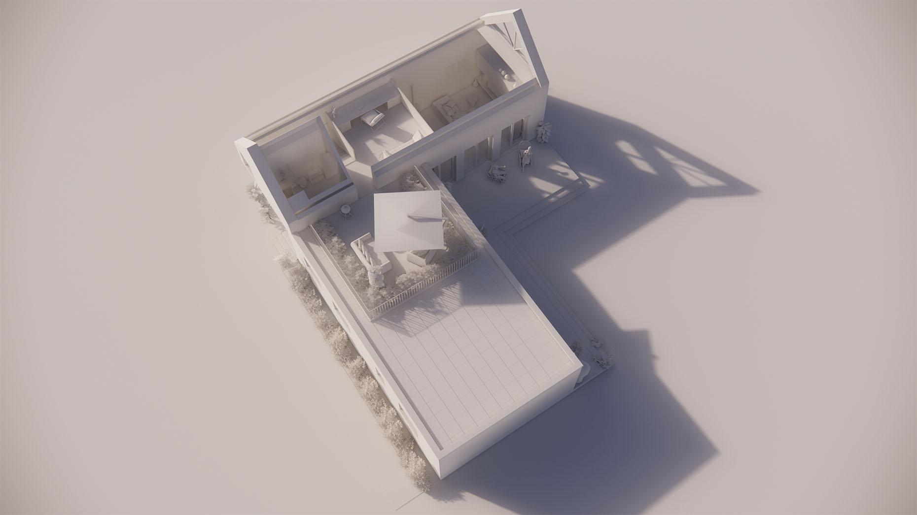 Katalógový dom K21 - Nadzemné podlažie