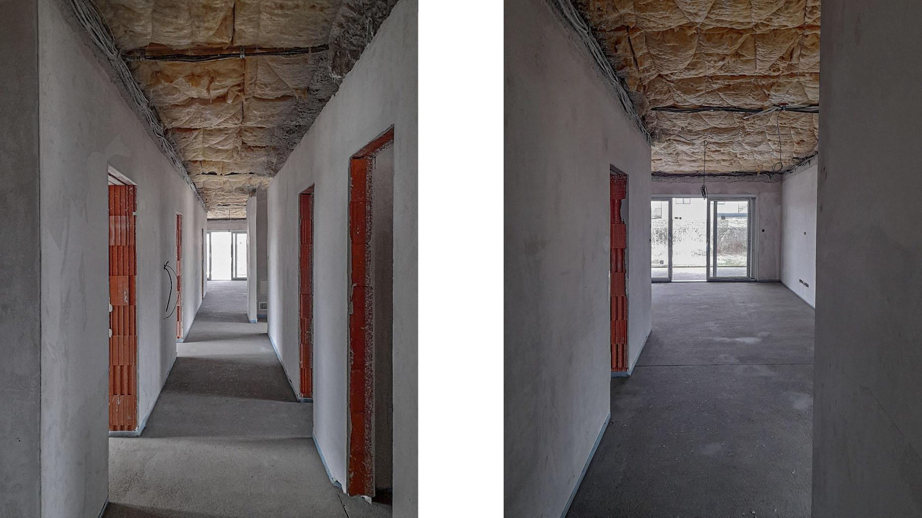 interiér-rodinný dom ZÁLESIE